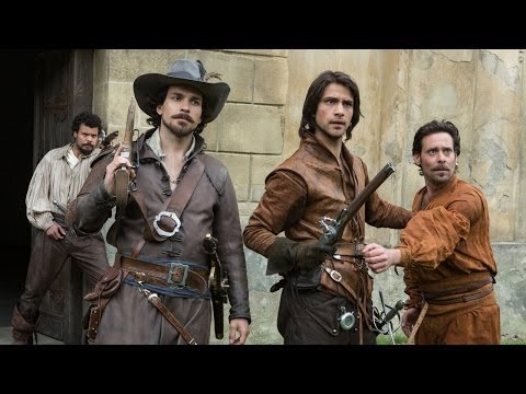 The Musketeers 1.03 Preview