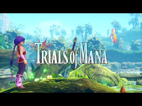 Trials of Mana : Gameplay Trailer