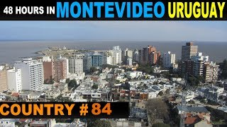 Montevideo Uruguay  City new picture : A Tourist's Guide to Montevideo, Uruguay