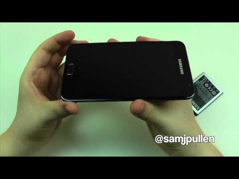 samjpullen - Well here is the unboxing of the Samsung Galaxy Note Help support my channel USA = http://full.sc/11EUztD UK = http://full.sc/15NgXOf US Based ? Check out Am...