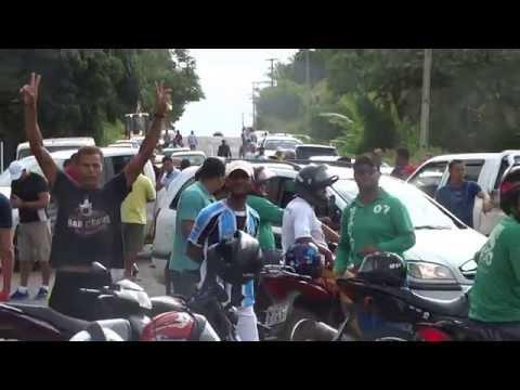 Associações protestam em Maragogi