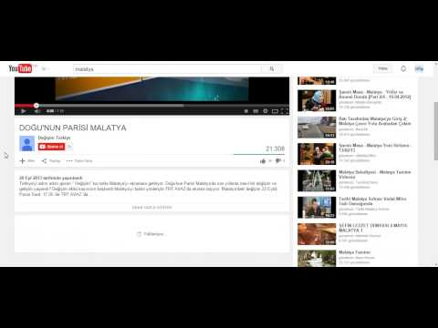 <h2>Web Sayfanıza Video Eklemek</h2><br><br>