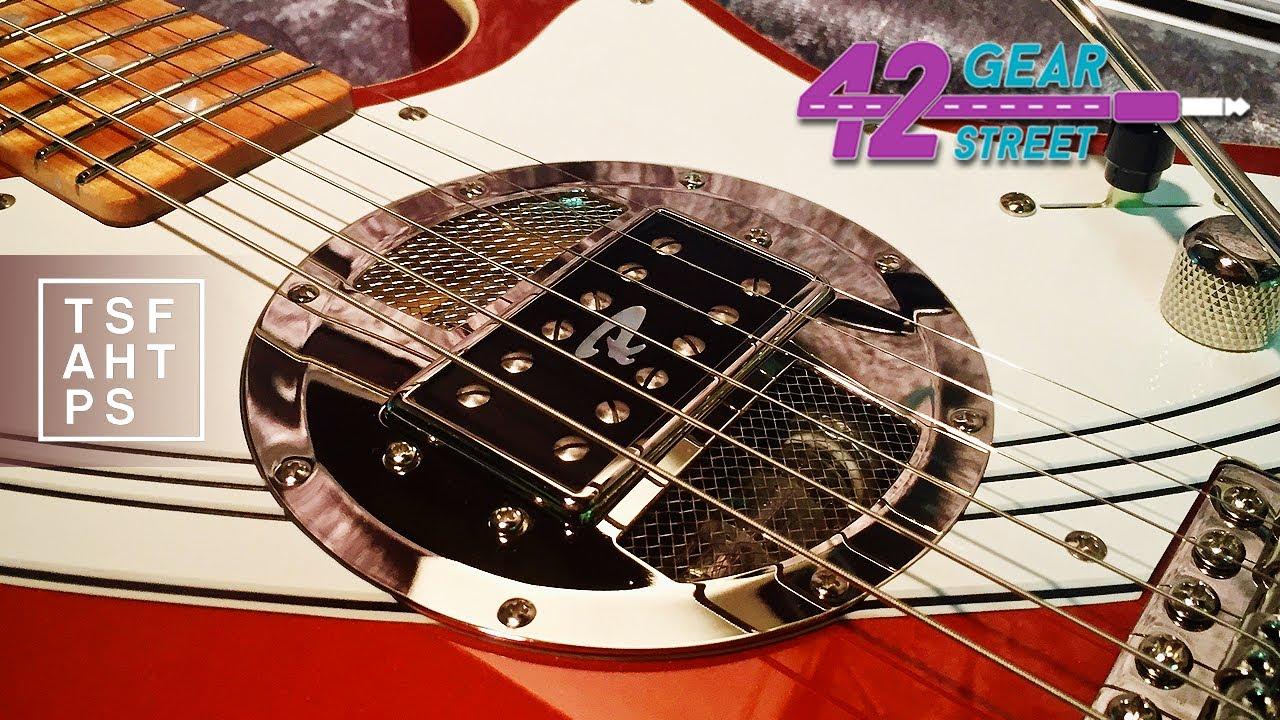 Ruokangas Valvebucker – a tube driven electric guitar pickup