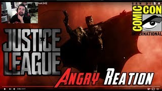 Video Justice League Comic-Con 17 - Angry Trailer Reaction! MP3, 3GP, MP4, WEBM, AVI, FLV Oktober 2018