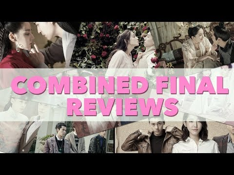 Combined Final Reviews for Dramas I Didn't Sit Through 2018 (first half)