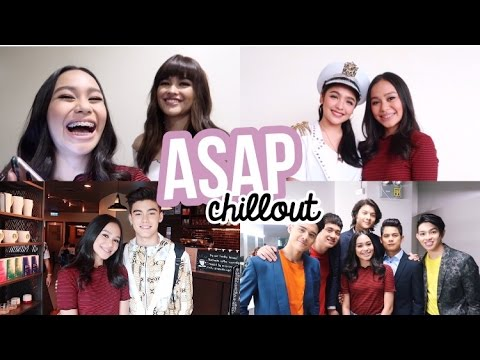 ASAP Chillout ft. Liza Soberano, Andrea Brillantes, Bailey May, & Boyband PH! | ThatsBella:  Hey! That's right, it's Bella! What happened was surreal!! I still can't believe that i went to ASAP Chillout as a guest! I wanna thank all of you because I wouldn't be invited there zif it wasn't for you guys. Anyways, I also met Liza Soberano, Andrea Brillantes, Bailey May, BFF 5, and Boyband PH! :)► SubscribeT H A T S B E L L A http://www.youtube.com/channel/UC0hP6i3jTz4I8x_oPfgnQowF A C E B O O K http://www.facebook.com/thatsbellayt/I N S T A G R A M http://instagram.com/thatsbellayt/T W I T T E Rhttp://twitter.com/thatsbellayt/S N A P C H A TthatsbellaytA S K . F MthatsbellaytHere's my P.O. Box where you could send letters and stuff!THATSBELLAP.O. Box #39658Lipa City, Batangas, PhilippinesF A C T S  A B O U T  M EN A M E: ArabellaN A T I O N A L I T Y: Filipino C A M E R A: Canon Powershot G7X 2E D I T I N G  S O F T W A R E: Final Cut Pro XB U S I N E S S / S P O N S O R S: bellefrances09@gmail.comD I S C L A I M E R:This is not a sponsored video!