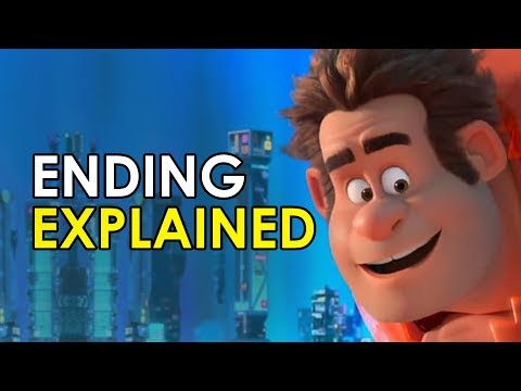 Ralph Breaks The Internet: Ending Explained & Both Post Credit Scenes Breakdown