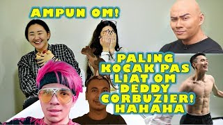 Video REAKSI CEWEK-CEWEK di RUSIA LIAT FAMOUS INDONESIAN MEN MP3, 3GP, MP4, WEBM, AVI, FLV Februari 2019