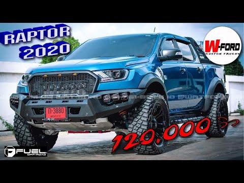 "EP120-ห้ามพลาด!🔥Ford Raptor 2020 Performance 💙💙💙""BLUE"" custom หนึ่งเดียวในไทย  custom by watford"