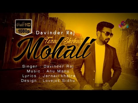 Tera Shahar Mohali Songs mp3 download and Lyrics