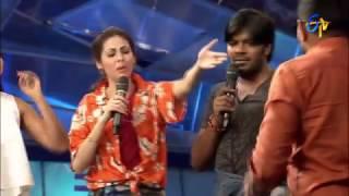 Video Funny Task | Dhee Jodi | 25th January 2017| ETV Telugu MP3, 3GP, MP4, WEBM, AVI, FLV Oktober 2017