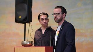 Community members celebrate SCOTUS decision of same-sex marriage