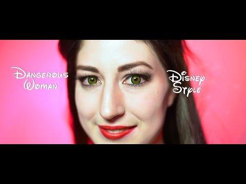 "Ariana Grande  ""Dangerous Woman"" Cover by Idos Media"