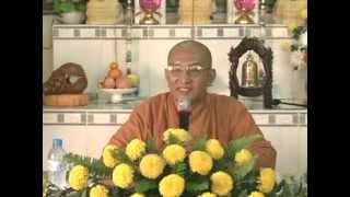 Bài giảng: Tâm Sự Về Việc Tu (phần 1) - Thượng Tọa Thích Giác Hóa