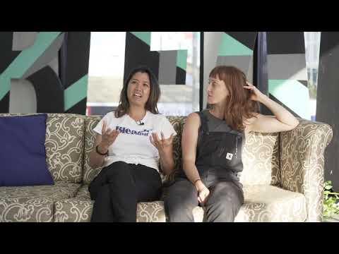 Blue Sky 2020 - Interview with Ngoc Phan and Kate Harman //Video Credit: Jorge Serra