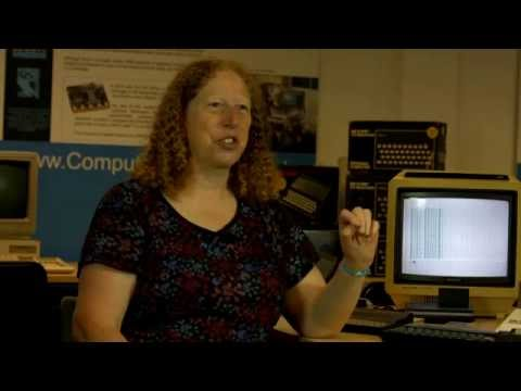 Ruth Bramley on the Sinclair ZX80, ZX81, ZX Spectrum and Micro Men