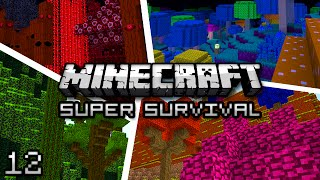 Minecraft: Super Modded Survival Ep. 12 - VOID DUNGEON