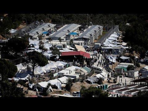 Griechenland: Europarat kritisiert Zustand in Flüchtlingslagern