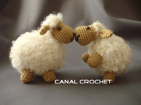 amigurumi tutorial - the sheep