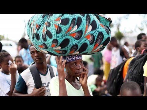 Απελπιστική η κατάσταση στη Μοζαμβίκη