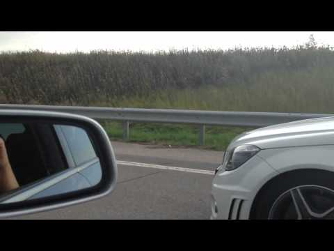 audi rs4 b5 stage3 vs mercedes c63 amg