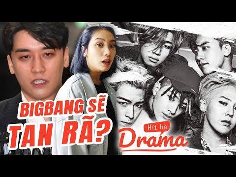 Loạt bê bối của Seungri có khiến BigBang tan rã ? - Hít Hà Drama - Thời lượng: 11 phút.