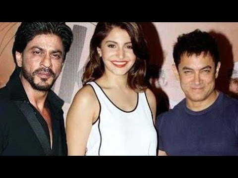 Anushka Sharma On Doing Films Without Shah Rukh Kh