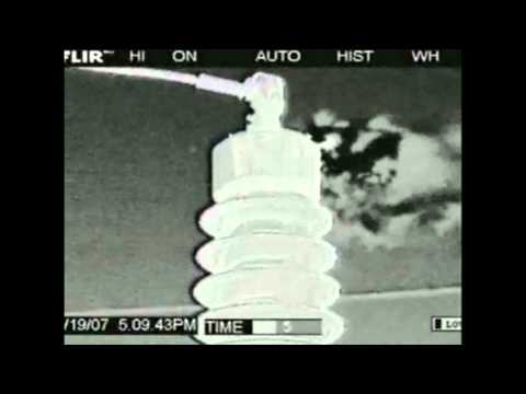 Demonstarion of FLIR System GasFind IR-LW Infrared Camera