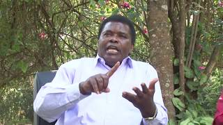 George Nyanja was Member of Parliament representing Limuru between 1992 and 2002 and he is now vying for senate seat in ...
