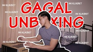 Video UNBOXING Monitor TAPI GAK NYALA (KLIKBET) MP3, 3GP, MP4, WEBM, AVI, FLV September 2017