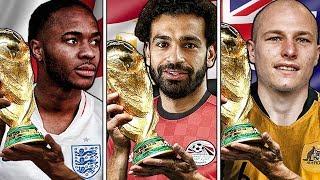PREDICTING THE 2018 FIFA WORLD CUP!!!