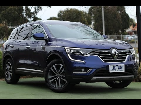 B7148 - 2017 Renault Koleos Intens Auto 4WD Walkaround Video