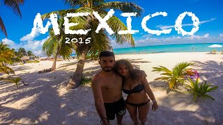 Playa Del Carmen Mexico  city images : MEXICO 2015 - Cancun - Playa del Carmen [GoPro - 1080p]