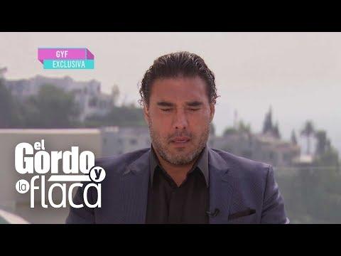 GyF | Eduardo Yáñez se quiebra al disculparse por cachetada