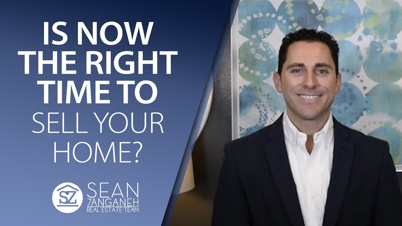 Is Now the Right Time to Sell Your Home?