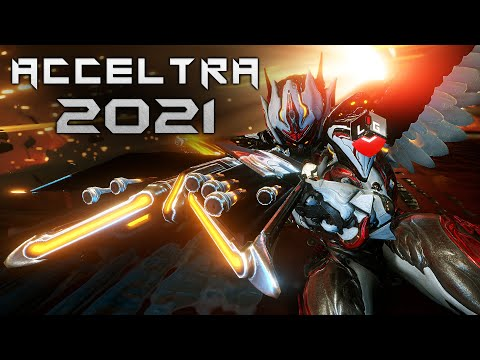 Acceltra Build 2021 (Guide) - Packing The Explosive Punch (Warframe Gameplay)