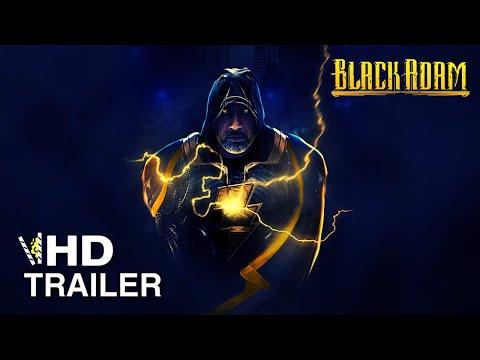 Black Adam (2021) Teaser Trailer Concept