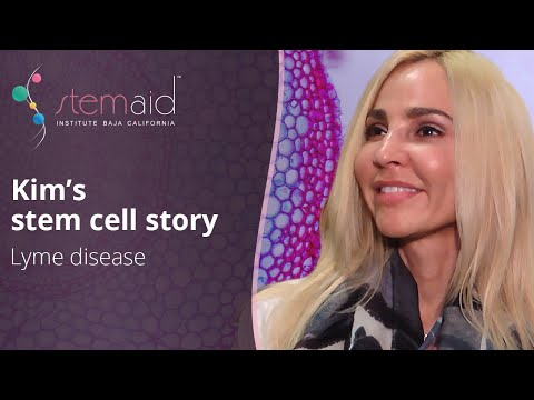 Lyme Disease and Embryonic Stem Cell Therapy Testimonial