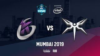 Keen Gaming vs Mineski, ESL One Mumbai 2019, bo3, game 1 [Adekvat & Lost]