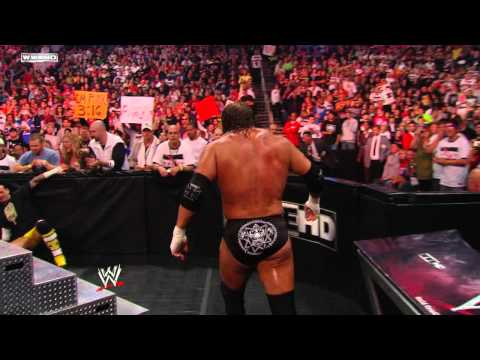 DVD Preview: Night of Champions 2011 - CM Punk vs. Triple H