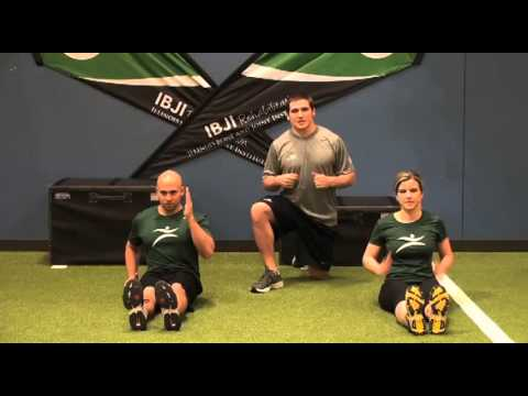 Seated Arm Swings