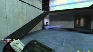 Tfc Team Fortress Classic Soldier Gameplay. Evil Server Neotf map: 2fort