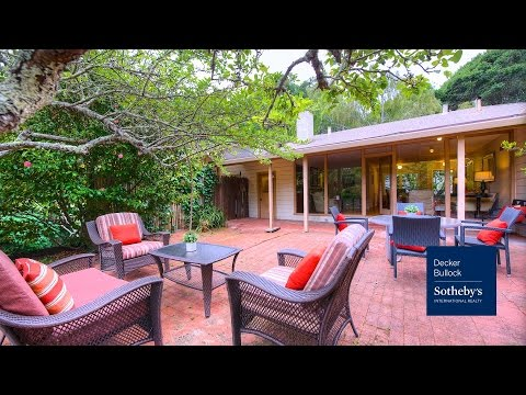 207 Melrose Ave Mill Valley CA | Mill Valley Homes for Sale