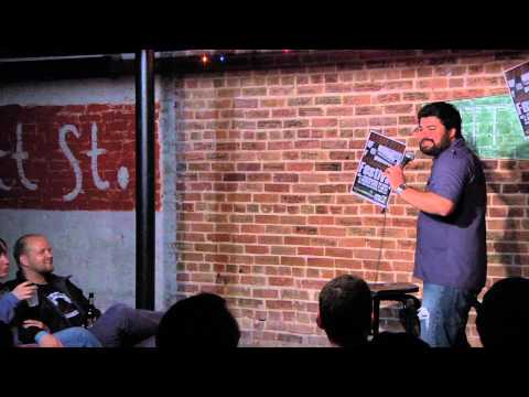 Cape Fear Comedy Festival 2013: Day 3 - Sean Patton
