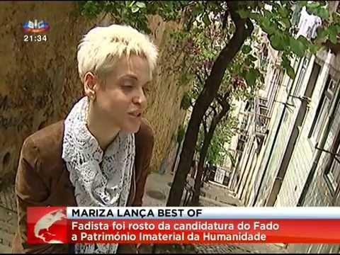 Mariza em visita guiada à Mouraria (SIC) (видео)