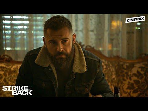 Strike Back | Official Clip - Season 7 Episode 10 | Cinemax