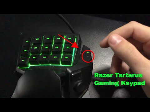 ✅  How To Use Razer Tartarus Gaming Keypad Review