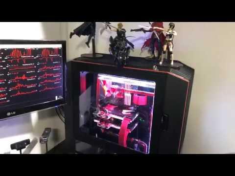 ULTRA PC BRX: Teste de Benchmark do GTA V ULTRA 4K