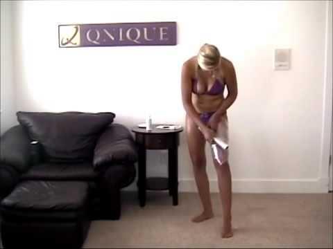 QNIQUE Body Wraps   Instructional Video