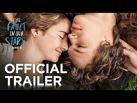 movie trailer - The Fault In Our Stars | Official Trailer: Hazel (Shailene Woodley) and Gus (Ansel Elgort) are two extraordinary teenagers who share an acerbic wit, a disdai...